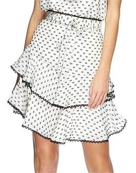 Lover Polka Skirt