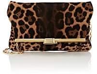 Bienen-Davis Women's PM Calf Hair Clutch - Leopard