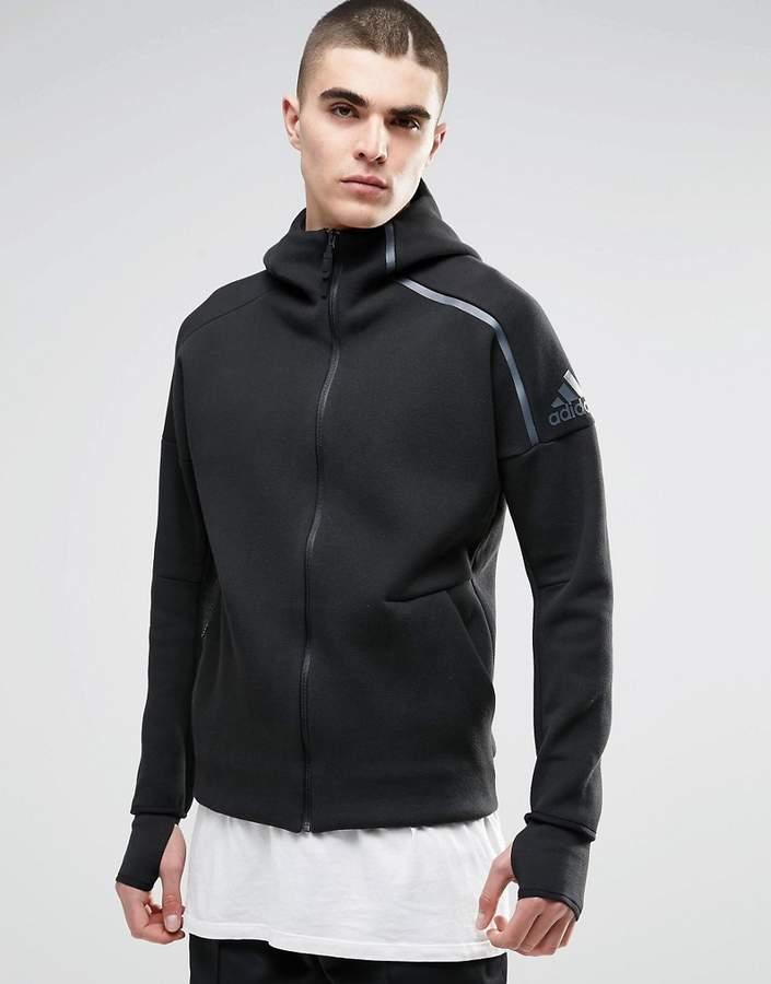 adidas Originals adidas ZNE Hoodie In Black B48879