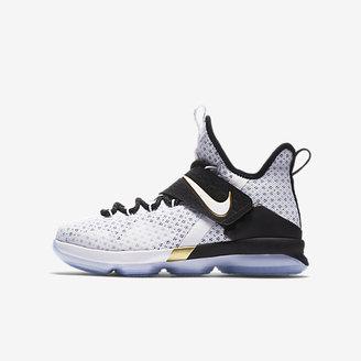 LeBron XIV BHM Big Kids' Basketball Shoe $140 thestylecure.com