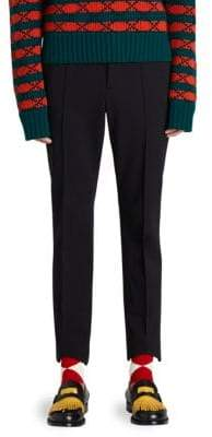 Burberry Cropped Riding Trousers