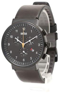Braun U)Watch BN0035 Chronograph ブラウン ファッショングッズ