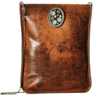 Leather Rock CE34 Cross Body Handbags