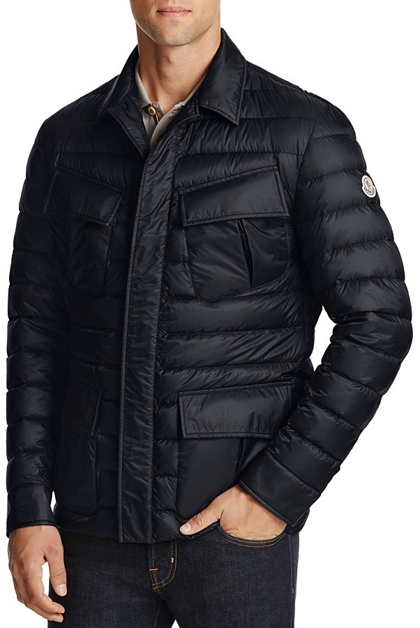 MonclerMoncler Dereck Quilted Down Jacket