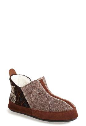 Acorn 'Forest' Bootie Slipper