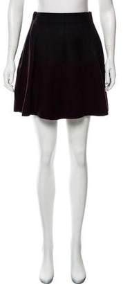 3.1 Phillip Lim Wool Mini Skirt