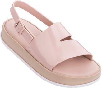 Melissa Soft Cutout Jelly Platform Sandal