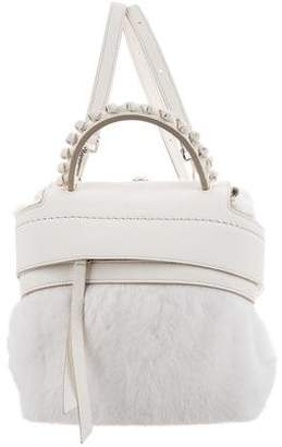 Tod's Convertible Mink Wave Backpack