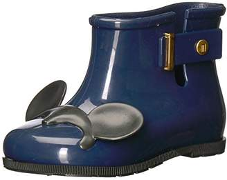Mini Melissa Girls' Mini Sugar Disney Twins Rain Boot