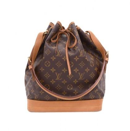 Louis Vuitton very good (VG Noe Monogram Canvas Large Shoulder Bag