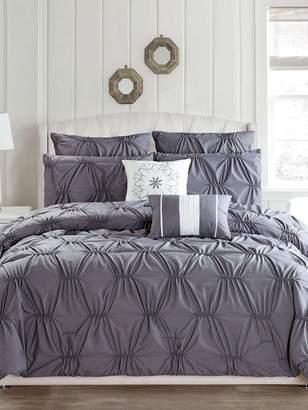 Kensie Akita Oversized & Overfilled Comforter Set