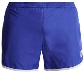Cambridge Silversmiths Robinson Les Bains Long Swim Shorts - Mens - Blue