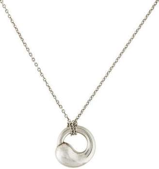 Tiffany & Co. Eternal Circle Pendant Necklace