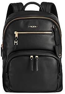 Tumi Men's Voyageur Hagen Leather Backpack