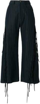 Damir Doma Pearl wide-leg trousers