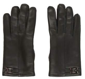 Hermà ̈s Lord Lambskin Gloves Black Hermà ̈s Lord Lambskin Gloves