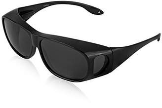 SunnyPro Plastic Fit over Sunglasses For Women And Man Polarized Sunglasses UV 400