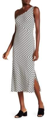 Rachel Pally Nikolla Striped Midi Dress