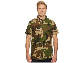 The North Face Short Sleeve Bay Trail Shirt Men's Short Sleeve Button Up