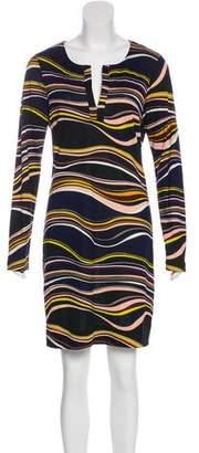 Diane von Furstenberg Reina Mini Dress