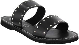 Mia Sharon Studded Slide Sandal