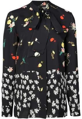 Derek Lam floral print shirt