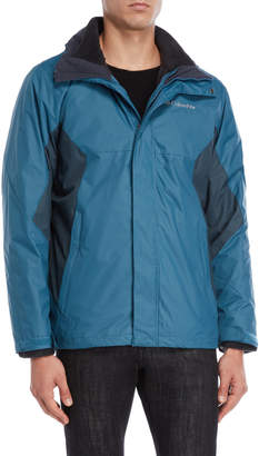 Columbia Eager Air Hooded Waterproof Jacket