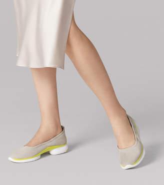 Cole Haan Women's 3.ZERGRAND Ruched Slip-On Ballet Flat