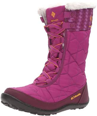 Columbia Girls Youth Minx Mid II Waterproof Omni-Heat-K Snow Boot