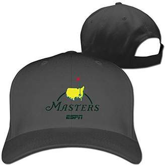 Oops Times Cap Adult Masters Golf Logo Adjustable Fashion Peak Baseball Cap  Hat 3eb6e9554392