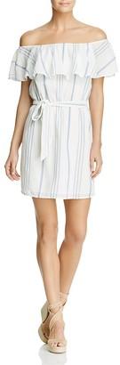 Joie Estefania Off-the-Shoulder Dress - 100% Exclusive $278 thestylecure.com