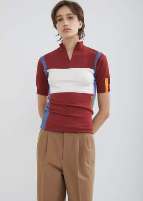 Martine Rose Cycling Knit Top