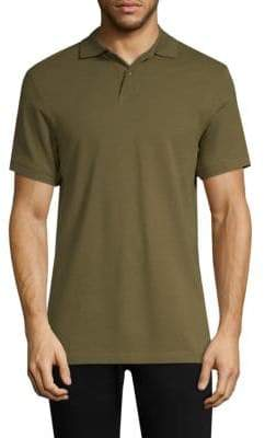 Barbour Waresley Short-Sleeve Polo