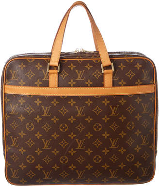 Louis Vuitton Monogram Canvas Porte-Documents Pegase Briefcase