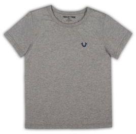 True Religion Boy's Cotton Logo Tee $35 thestylecure.com