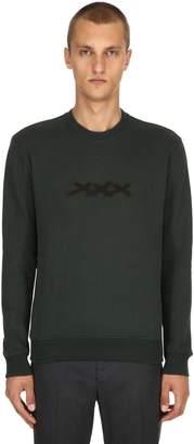 Cotton & Cashmere Knit Sweater
