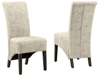 Monarch Set of Two Vintage Dining Chairs