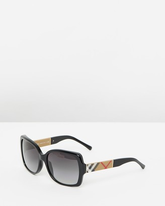 Burberry Heritage Printed Check BE4160