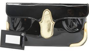 Balenciaga Miroir Pouchette - Black