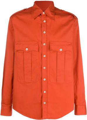 DSQUARED2 scout leader shirt