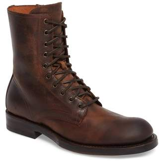Frye Folsom Plain Toe Boot