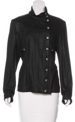 Chanel Paris-Moscou Double-Breasted Jacket