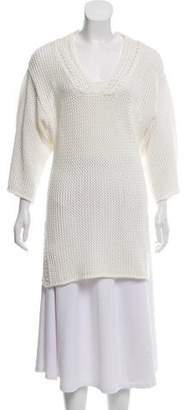 Magaschoni Crochet Knit Tunic