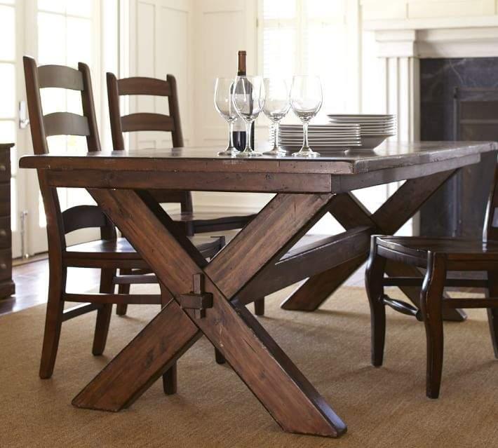 Toscana Extending Dining Table & Wynn Chair Set
