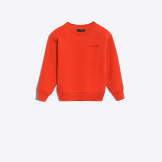 Balenciaga KidsBalenciaga Sweater with logo embroidered at chest