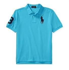 Polo Ralph Lauren Cotton Mesh Polo Shirt(8-14 Years)