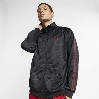 Jordan Men's Graphic Jacket Jumpman Tricot