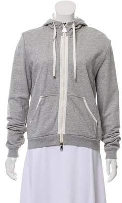Moncler Hooded Maglia Cardigan