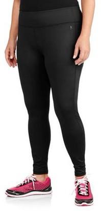 4acc9da181d Danskin Women s Plus-Size Ankle-Length Poly Sport Tight
