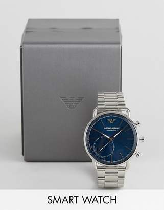 Emporio Armani ART3028 Aviator Connected hybrid bracelet smart watch
